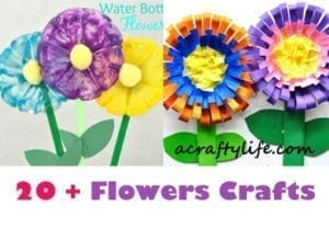 flower kid crafts - #preschool #craftsforkids #crafts #kidscraft