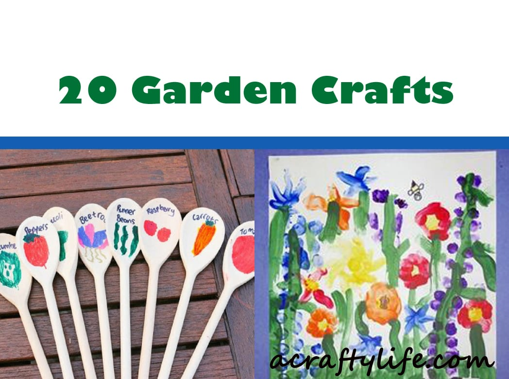 garden craft for kids - garden craft for kids - spring craft - acraftylife.com #preschool #craftsforkids #crafts #kidscraftgarden label garden craft for kids - garden craft for kids - spring craft - acraftylife.com #preschool #craftsforkids #crafts #kidscraft