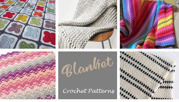 11 Crochet Blanket Patterns Make A Cozy Afghan A Crafty Life