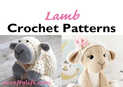 Amigurumi Cute Sheep Free Pattern - Crochet.msa.plus | 298x420