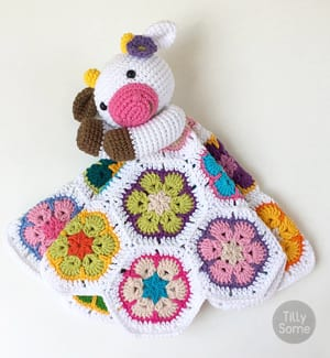 Ellie the Elephant Lovey- Free Pattern - A Purpose and A Stitch | 325x300