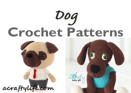 100 Amigurumi Crochet Dogs Patterns - Amigurumi World Amigurumi ... | 299x420