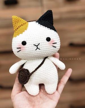 AmiCats crochet patterns!   PlanetJune by June Gilbank: Blog   380x300