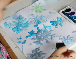 snowman crafts for kids- arts and crafts activities -winter kid craft- acraftylife.com #kidscraft #craftsforkids #winter #preschool