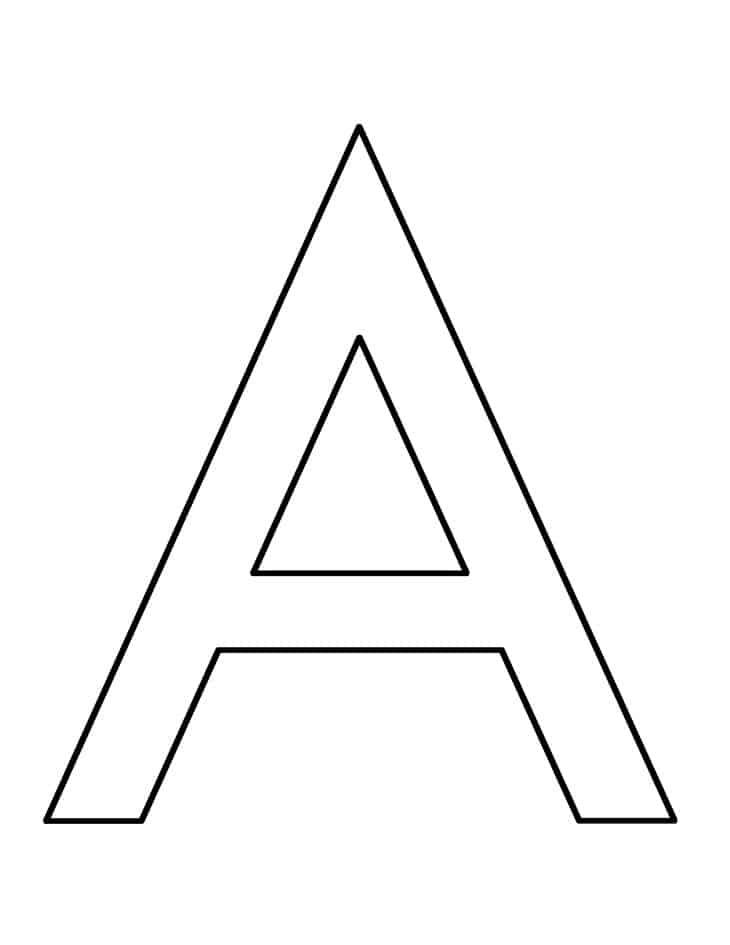 Esta imagen tiene un atributo alt vacío;  su nombre de archivo es Letter-A-printable-blank-template-picture.jpg