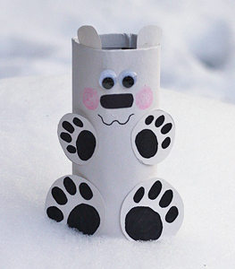 winter crafts for preschoolers- arts and crafts activities -winter kid craft- acraftylife.com #kidscraft #craftsforkids #winter #preschool